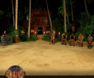 Greece and survivor image