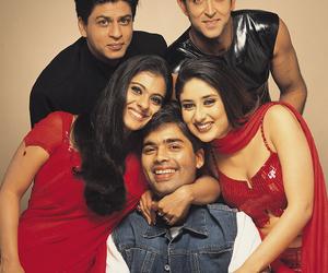 shahrukh khan, kareena kapoor, and hrithik roshan image