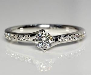 beautiful, ring, and brilliant image