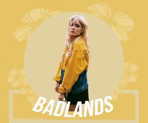 art, badlands, and blond image
