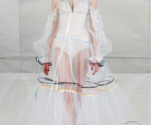 fashion, Alexis Mabille, and dress image