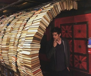 book, daniel sharman, and teen wolf image