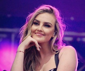 blond, smile, and perrie edwards image