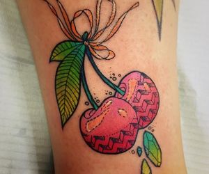 cherry tattoo image