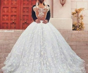 bride, dress, and wedding day image