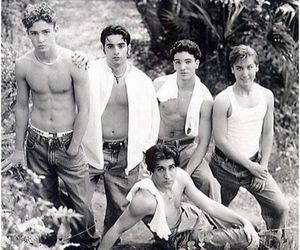 90s, boyband, and boys image