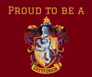 gryffindor, harry potter, and laptop image