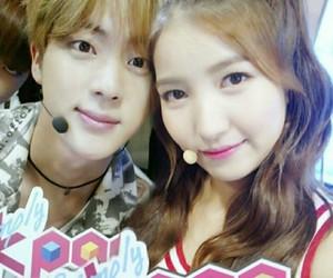 kpop, bangchin, and sowjin image