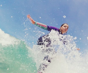 summer, sun, and surf image