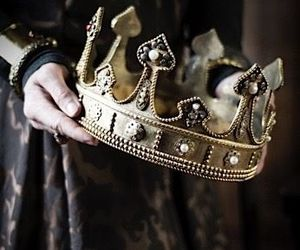 crown, fantasy, and Queen image
