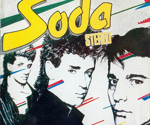 soda stereo, music, and cerati image