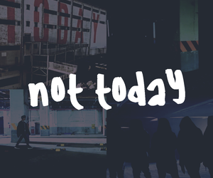 alternative, not today, and music image