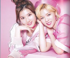 twice, sana, and jeongyeon image