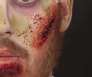 sfx, zombie, and makeup image