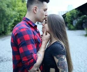 love, الحب الحب, and kiss boyfriend girlfriend image