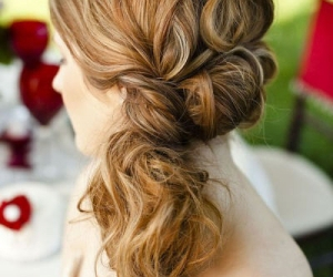 hair and promhair image