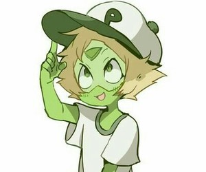 green, peridot, and cute image
