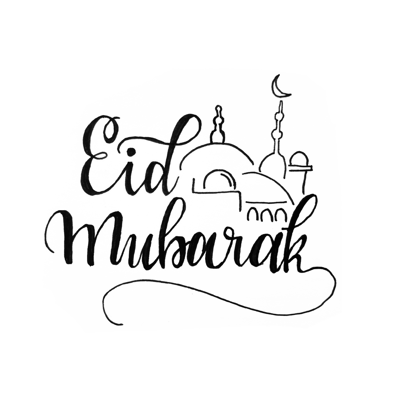 Eid Mubarak 🕌 discovered by its me on We Heart It