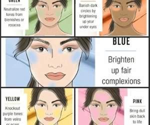 make up and correctores image