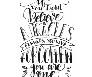 black and white, calligraphy, and handlettering image