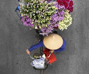 flowers, amazing, and art image