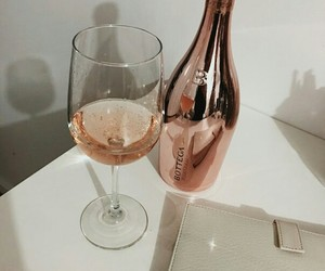 luxury, drink, and champagne image