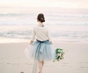 beach, romantic, and seaside image