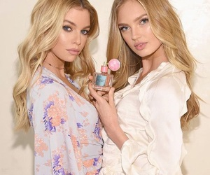 romee strijd, stella maxwell, and beauty image