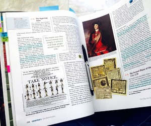 book, books, and college image
