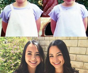 merrell twins, beautiful, and roni image