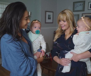 pretty little liars, emison, and pll image