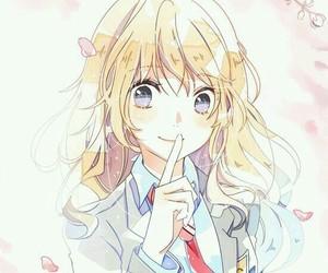 your lie in april, anime, and shigatsu wa kimi no uso image