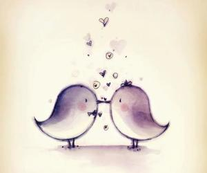 love and lovebetweenbirds image