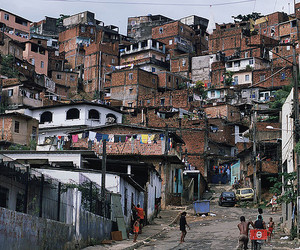 casas and favela image