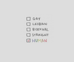 bisexual, human, and straight image