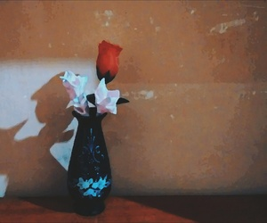 flores, flowers, and vintage image