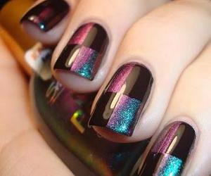 fashion, nail art, and nail polish image