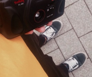 camera, captured, and legs image