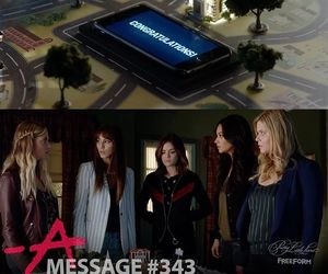 pretty little liars, 2017, and end game image