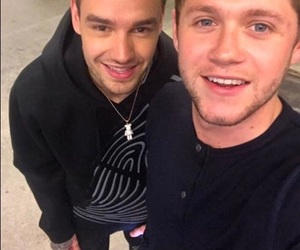 liam, one direction, and niall image