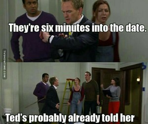 alyson hannigan, Barney Stinson, and himym image