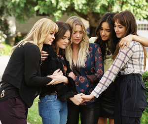 Finale, ashley benson, and shay mitchell image