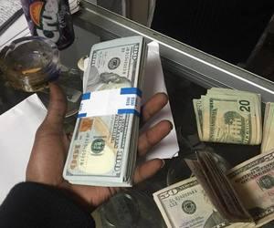 money, ghetto, and luxury image
