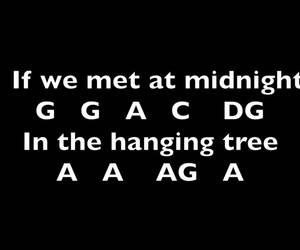 the hunger games and the hanging tree image
