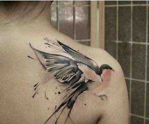ink, tatoo, and tattoo ink image