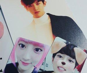 baby, exo, and chanyeol image