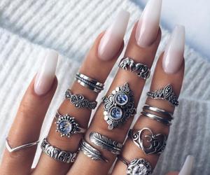 accessories, diamonds, and elephant image