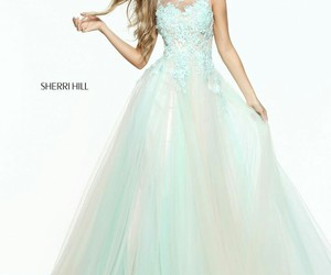 dress and sherri hill 51051 image