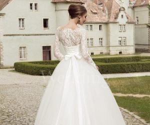 dress, fancy, and glitter image