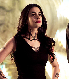 the mortal instruments, shadowhunters, and isabelle lightwood image